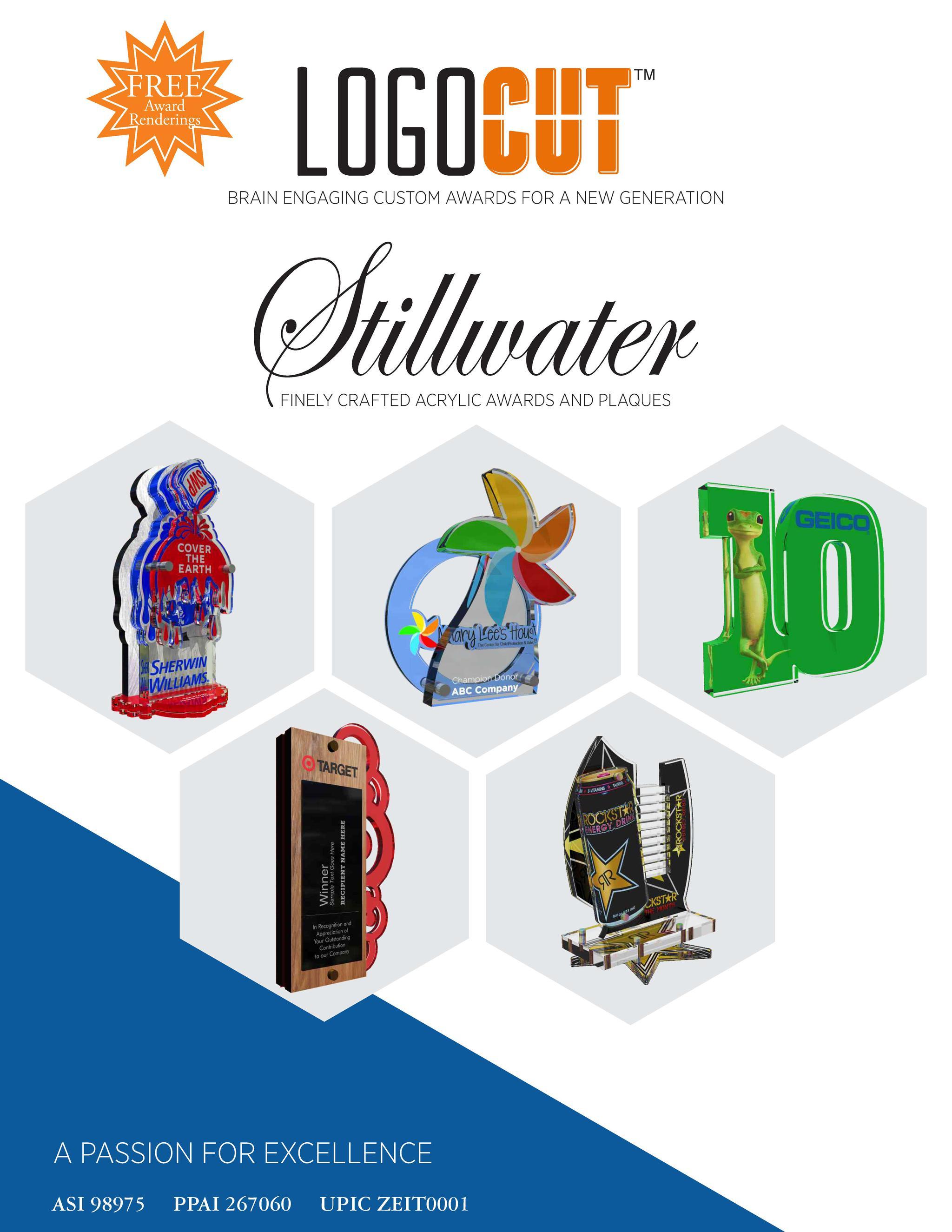 LogoCut ecatalog